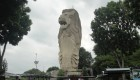 Сентоза, символ Сингапура, Merlion