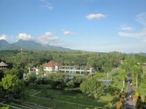Смотровая площадка во дворце Уджунг