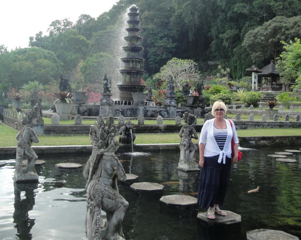 Дворец Тирта Ганга Бали