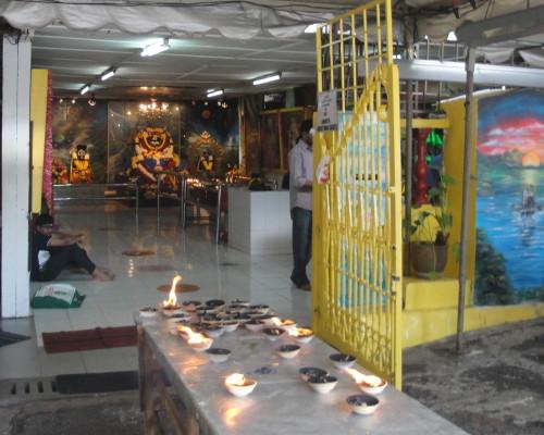 Индийский храм в Брикфилдсе