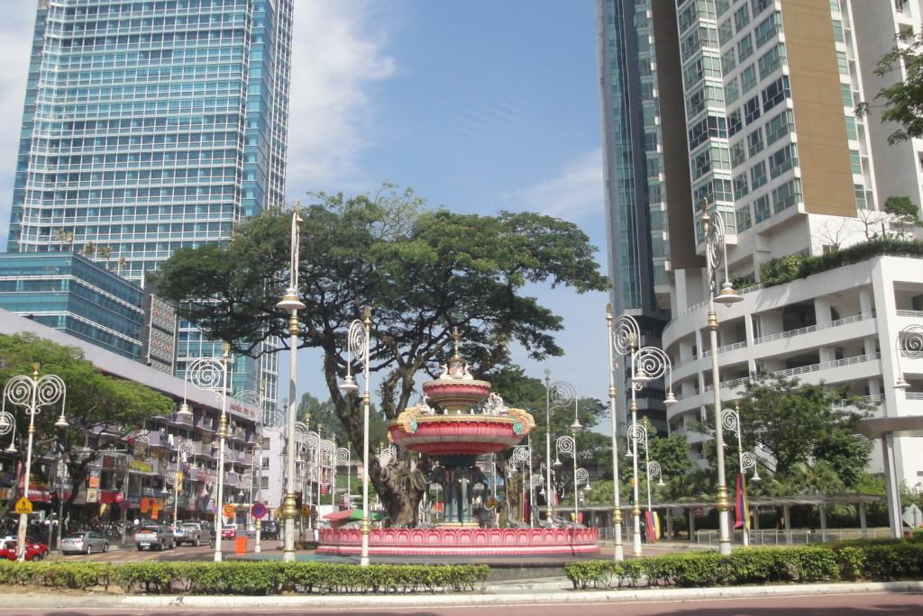 Брикфилдс Куала Лумпур