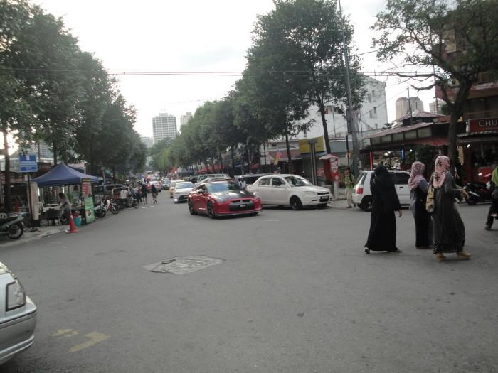 Малайский район в Куала Лумпуре