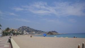 Бланес пляж