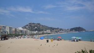 Пляж Бланес Коста Брава