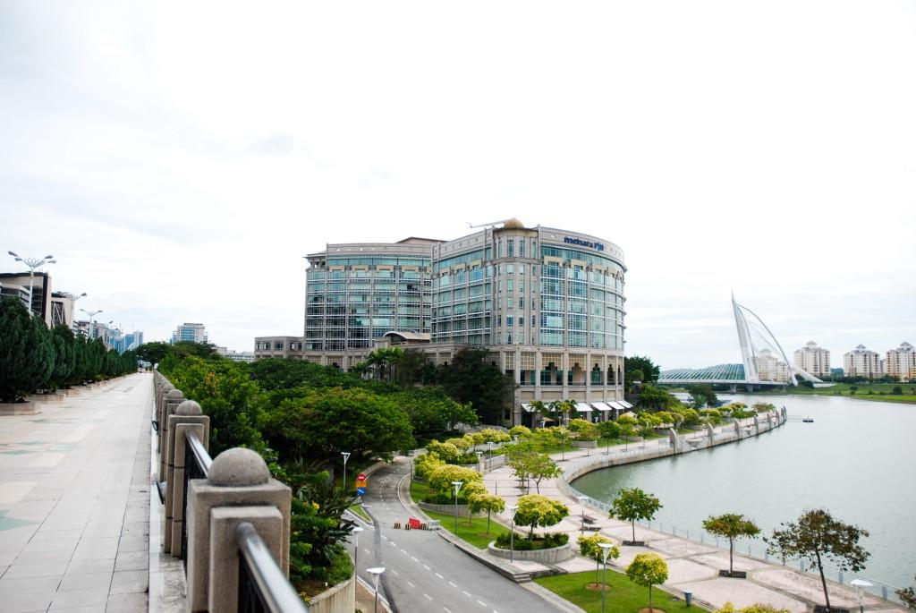 Путраджая - новая столица Малайзии