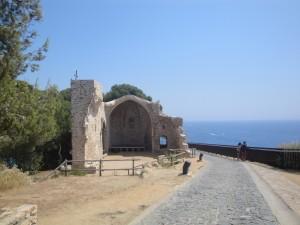В крепости Тосса де Мар