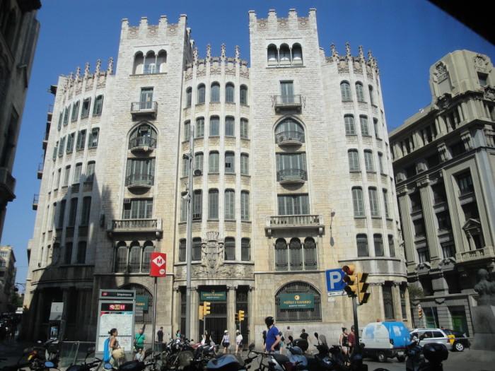 Барселона фото