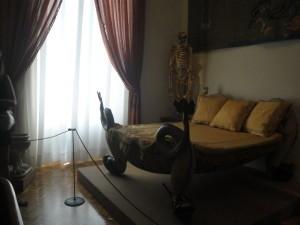 В музее Дали в Фигерасе
