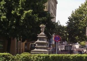 Древнейший фонтан Жироны