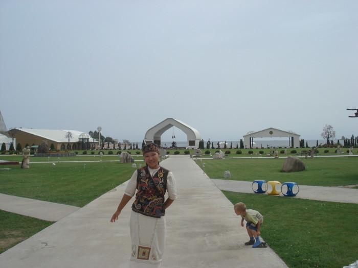 Культурный центр на Иссык Куле Рух Ордо