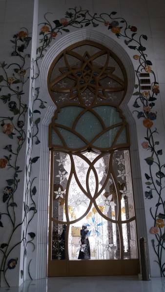 Абу Даби Мечеть шейха Зайда