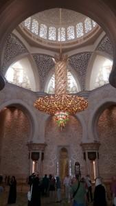 Абу Даби Мечеть шейха Зайеда