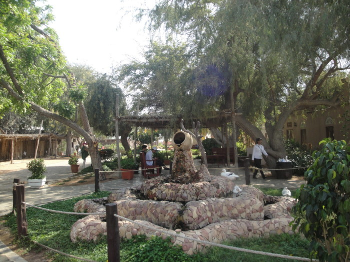 Деревня наследия в Абу Даби