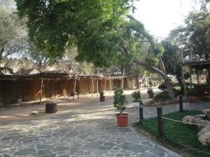 Абу Даби в деревне наследия.
