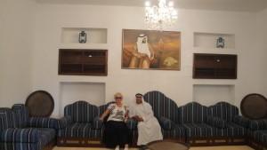 Дом музей шейха Зайда