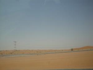 Пустыня ОАЭ
