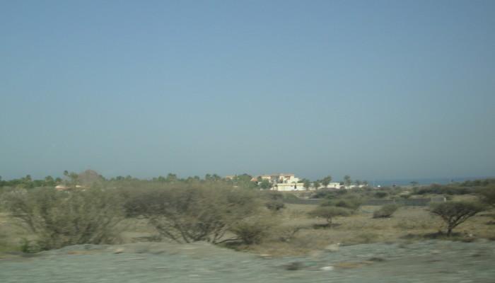 Дорога к индийскому океану
