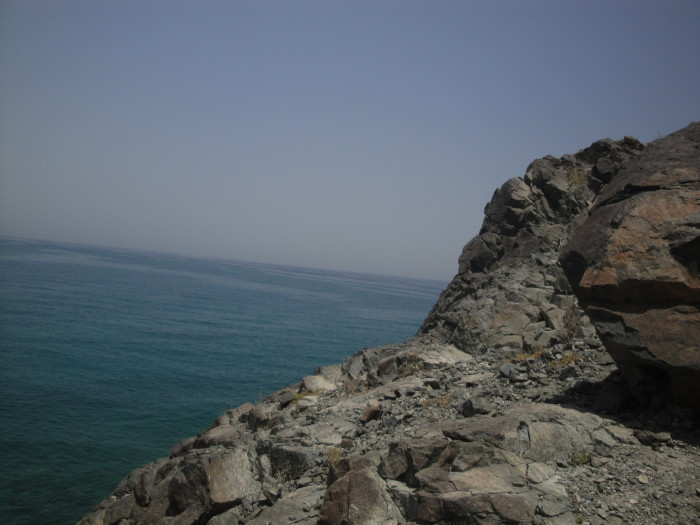 Индийский океан ОАЭ