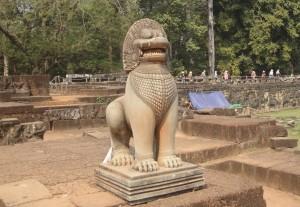 Ангкор Том.