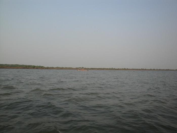 Озеро Тонлесап