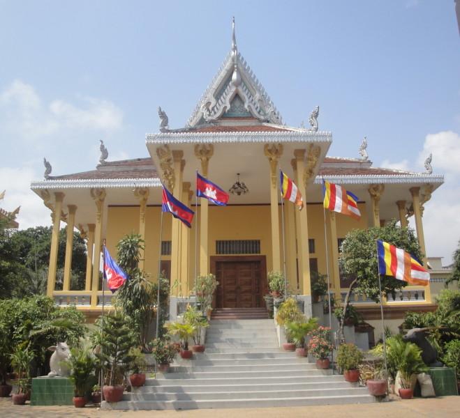 Храм Ват Оуналом