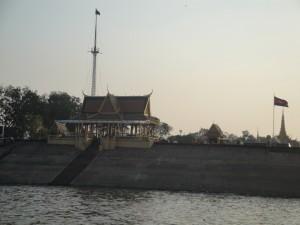 Пристань Королевского дворца