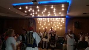 Греческий вечер в Греции