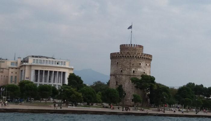 Салоники Белая Башня