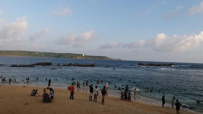 Пляж Галле