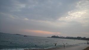 Унаватуна пляж
