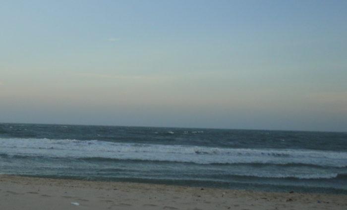 Море в Муйне