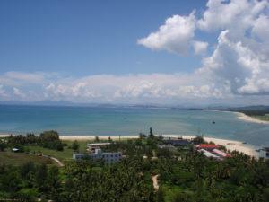 Остров Обезьян на Хайнане