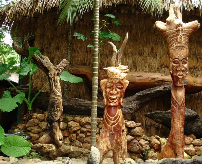 Этническая деревня