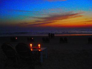 Пляж Южное Гоа