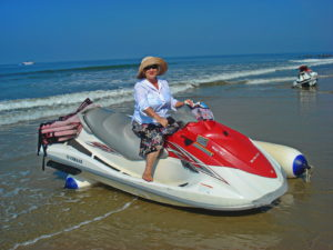 Пляж Колва