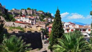Крепость Акронафплия в Нафплионе