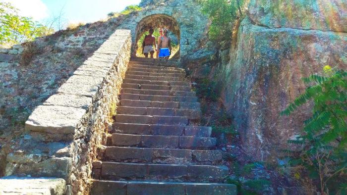 Крепость в Нафплионе