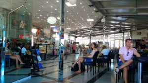 Коринфский автовокзал