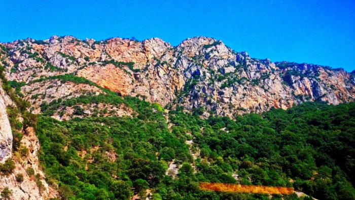 горы Ахайя