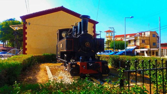 Вокзал Калавриты