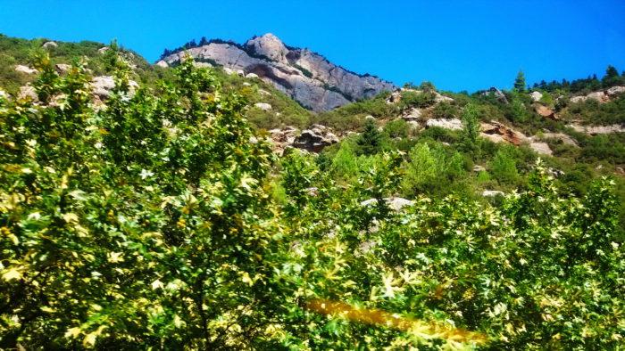 горы Калаврита