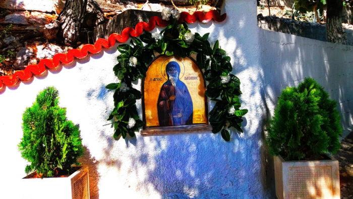 Святой Потапий