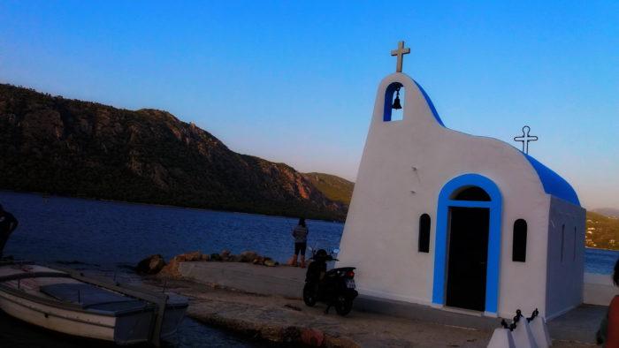 Церковь в Греции