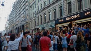 Улица Никольская ЧМ фото