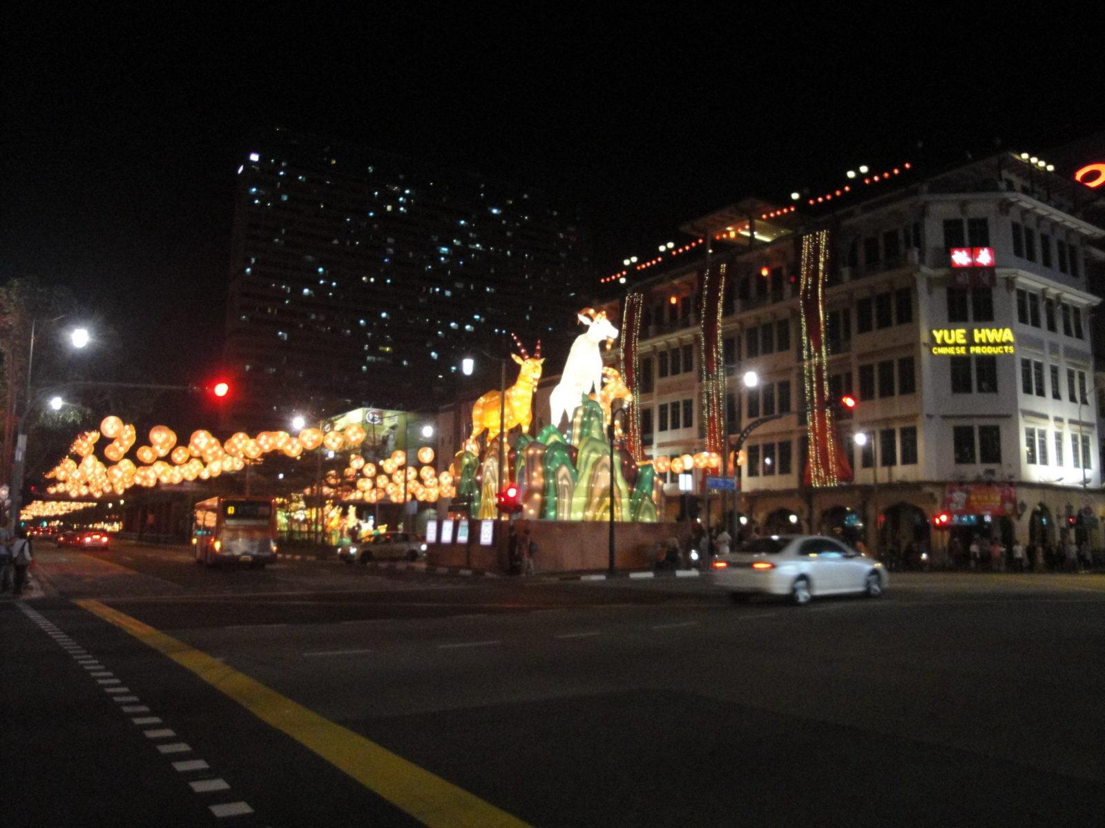 Где лучше остановиться в Сингапуре?