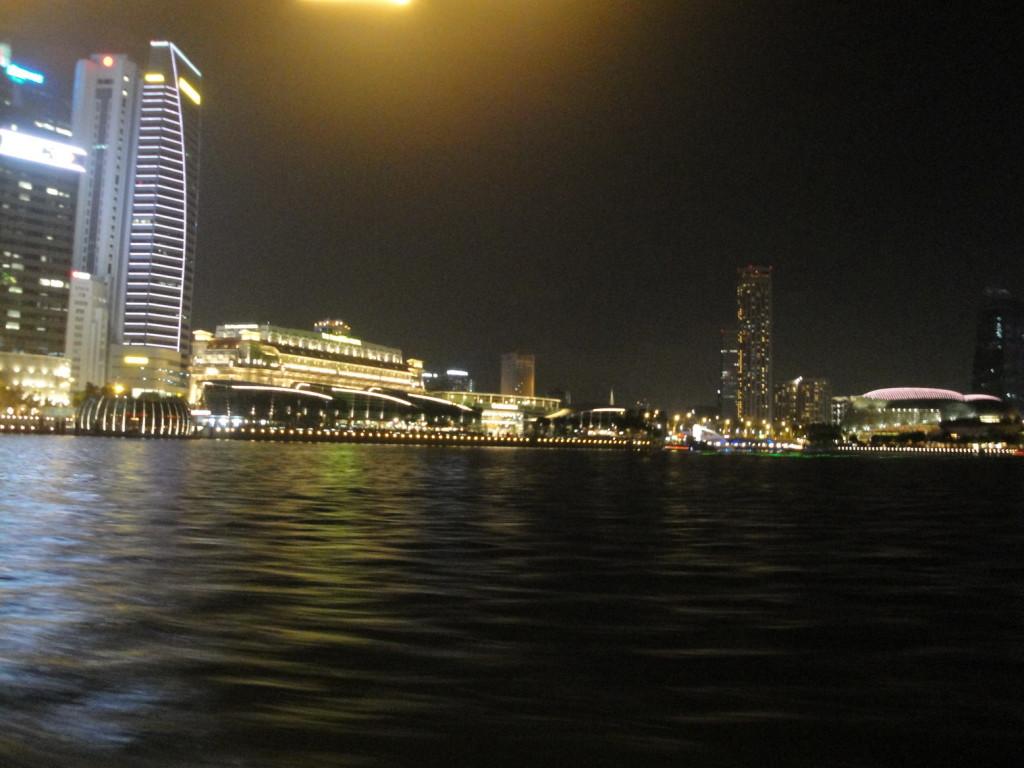 Река Сингапур