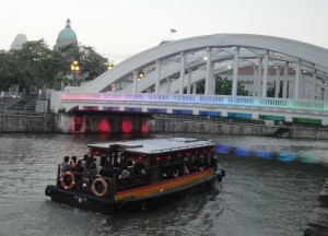 набережная сингапура, река Сингапур