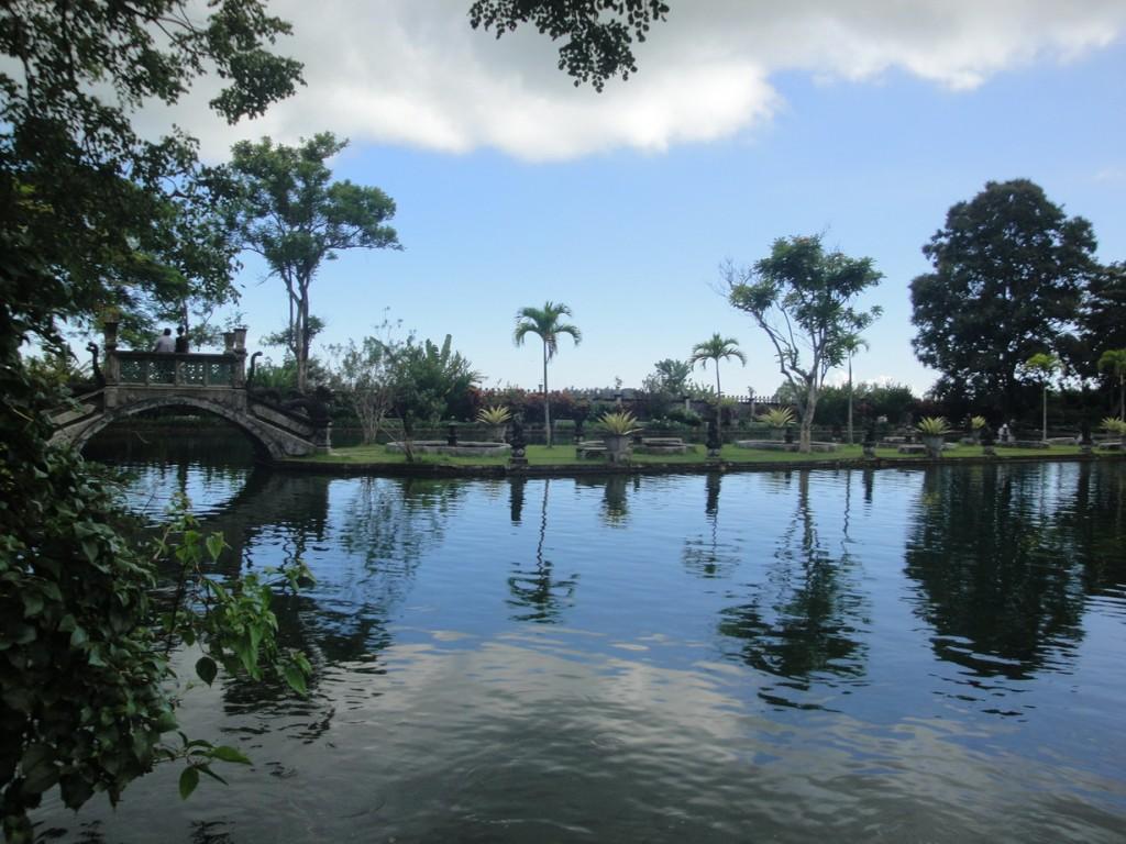 Бали Водный дворец