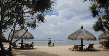 Пляж в Нуса Дуа Бали, Бали