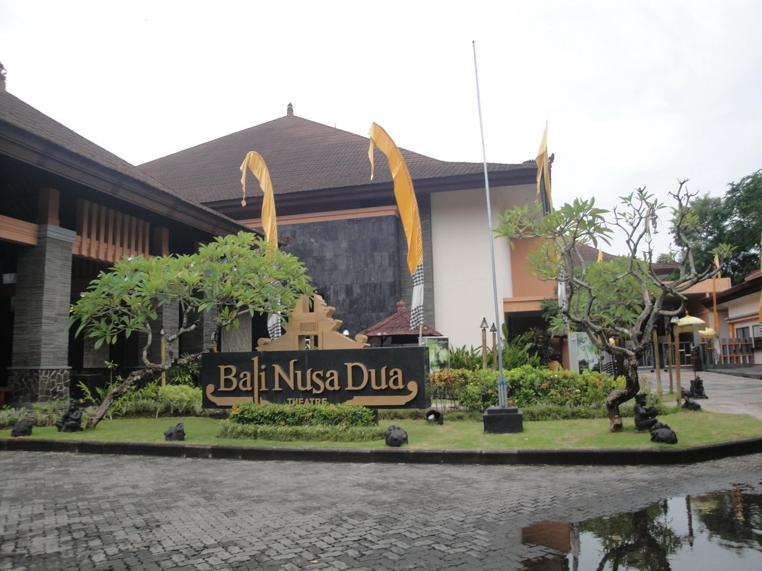 Театр Девдан (Devdan) Нуса Дуа Бали